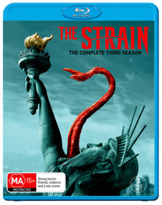 The Strain - Season 3 Blu-Ray