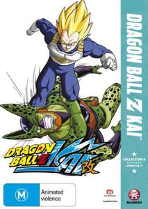 Dragon Ball Z Kai - Collection 6 DVD