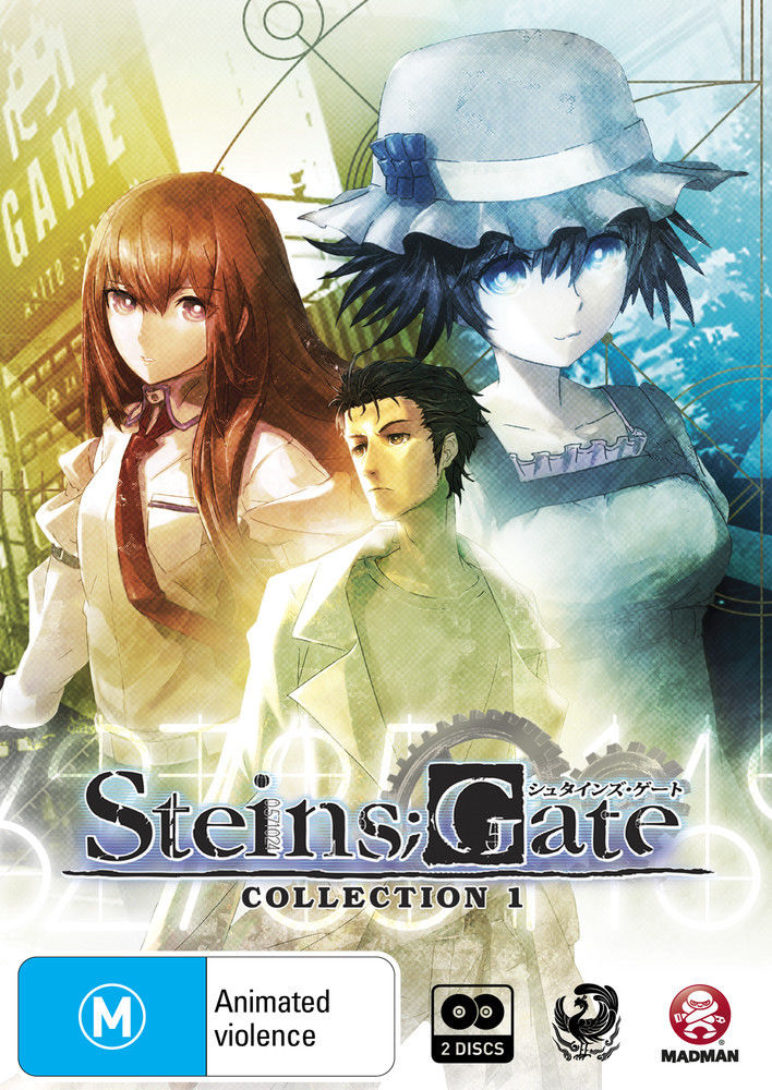 Steins;Gate | Collection 1 | Eps 1-12