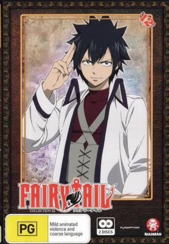 Fairy Tail - Collection 12 (Episodes 132-142)