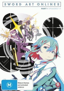 Sword Art Online II: Part 1 (Episodes 1 - 7)