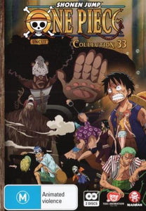 One Piece: (Uncut) Collection 33 (Episodes 397-409)