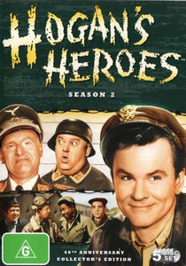 Hogan's Heroes: Season 2 DVD
