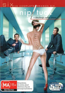 Nip/Tuck: Series 6 (Final Season) DVD