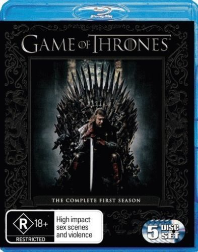 Game of Thrones - Season 1 Blu-Ray