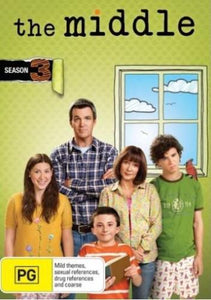 The Middle - Season 3 DVD