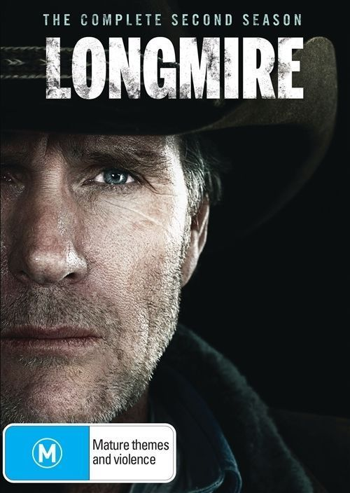 Longmire: Season 2 DVD