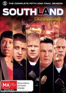 Southland: Season 5 (Final Season) (Uncensored) DVD