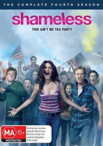Shameless (US): Season 4 DVD