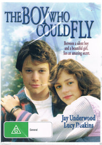 The Boy Who Could Fly - DVD