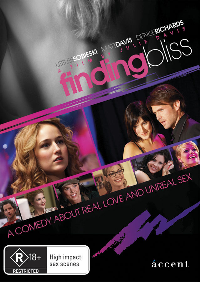 Finding Bliss DVD