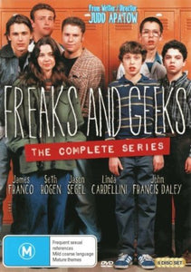 Freaks and Geeks: The Complete Series DVD