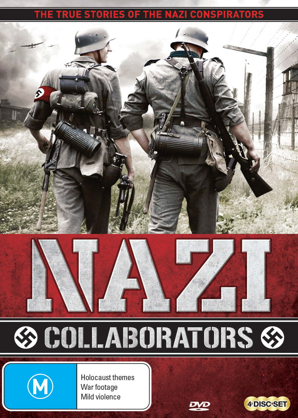 Nazi Collaborators DVD
