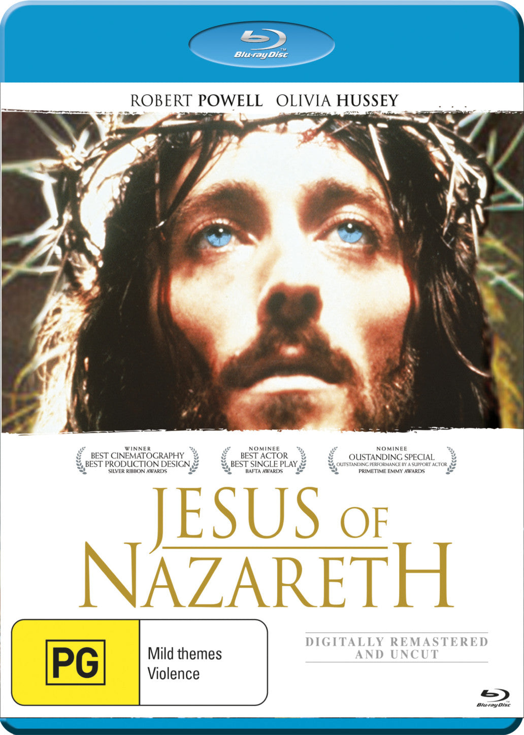 Jesus of Nazareth Blu-Ray