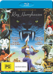 The Fantastic Films of Ray Harryhausen Blu-Ray Collection