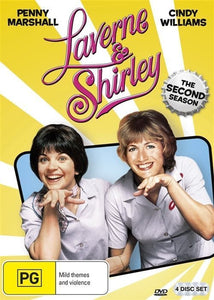 Laverne & Shirley: Season 2 DVD