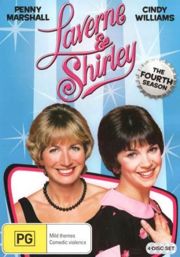 Laverne & Shirley: Season 4 DVD