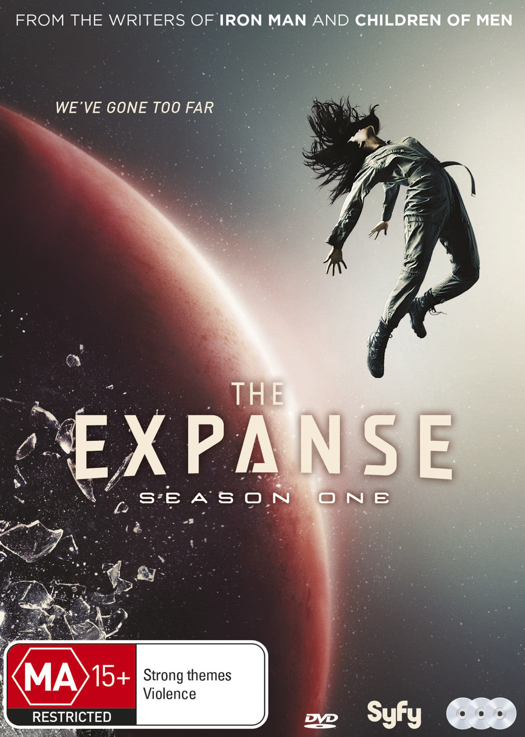 The Expanse - Season 1 DVD