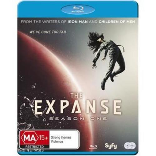 The Expanse - Season 1 Blu-Ray