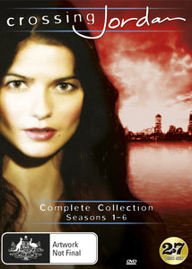Crossing Jordan Complete Series DVD (Season 1-6)