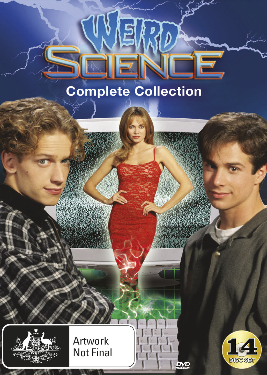 Weird Science - Complete Series (Season 1-5)
