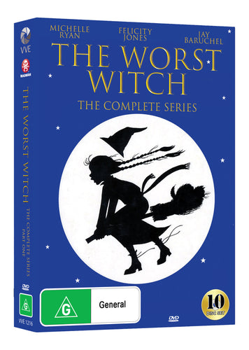 The Worst Witch - Complete Original Series (Season 1-3)