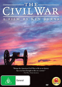The Civil War - A film by Ken Burns DVD (Restored and Remastered)