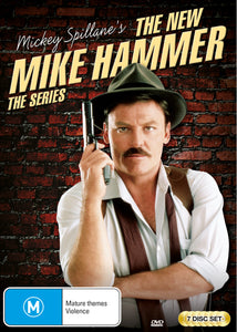 Mickey Spillane's : The New Mike Hammer the Series (1986) DVD