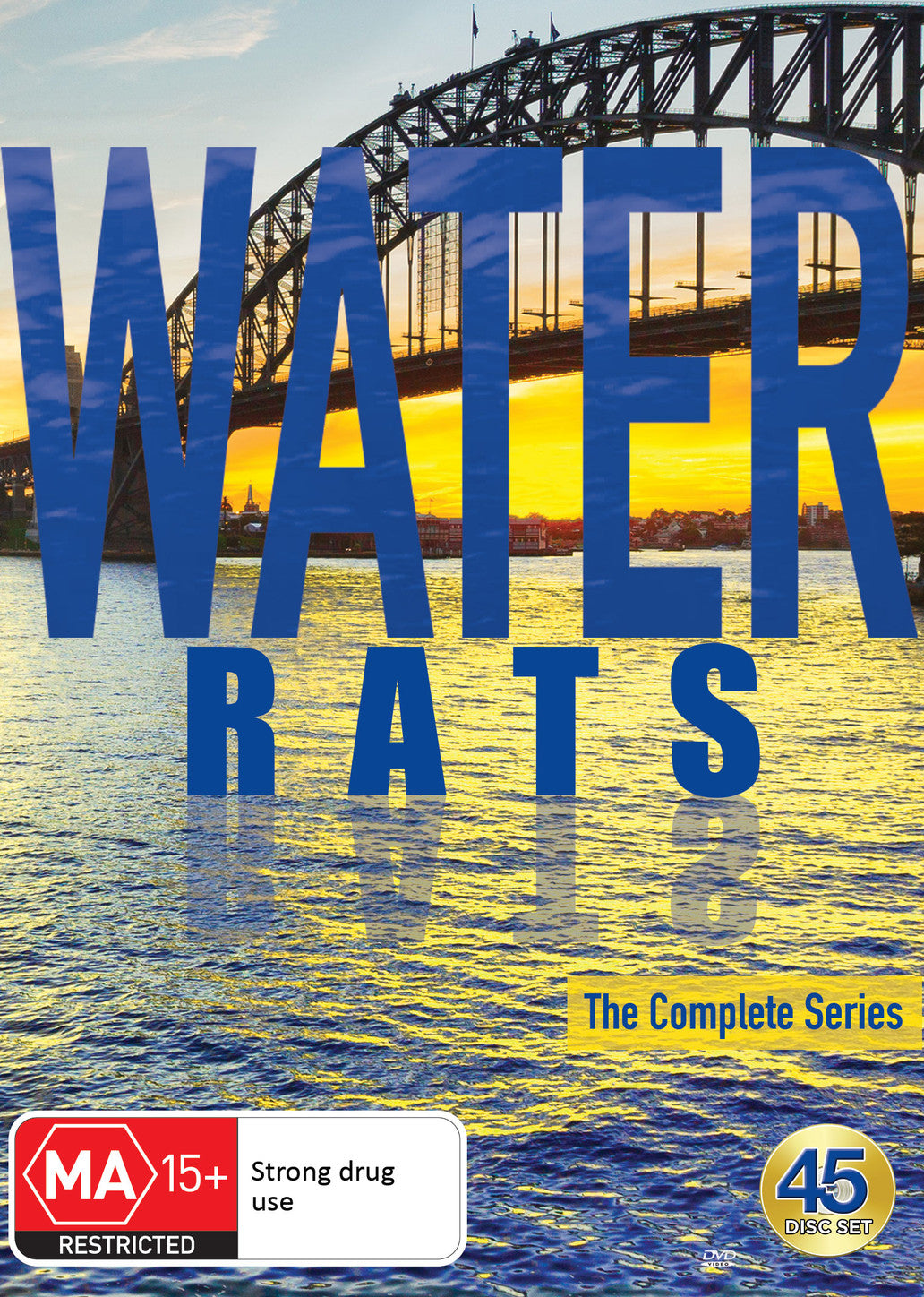 Water Rats - Complete Series (Season 1-7)