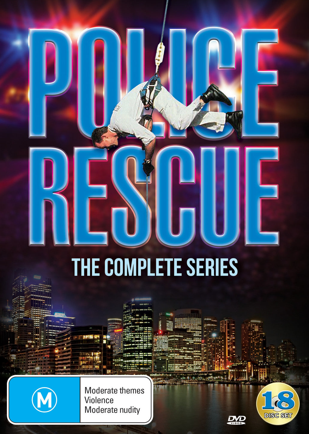 Police Rescue - The Complete Series DVD