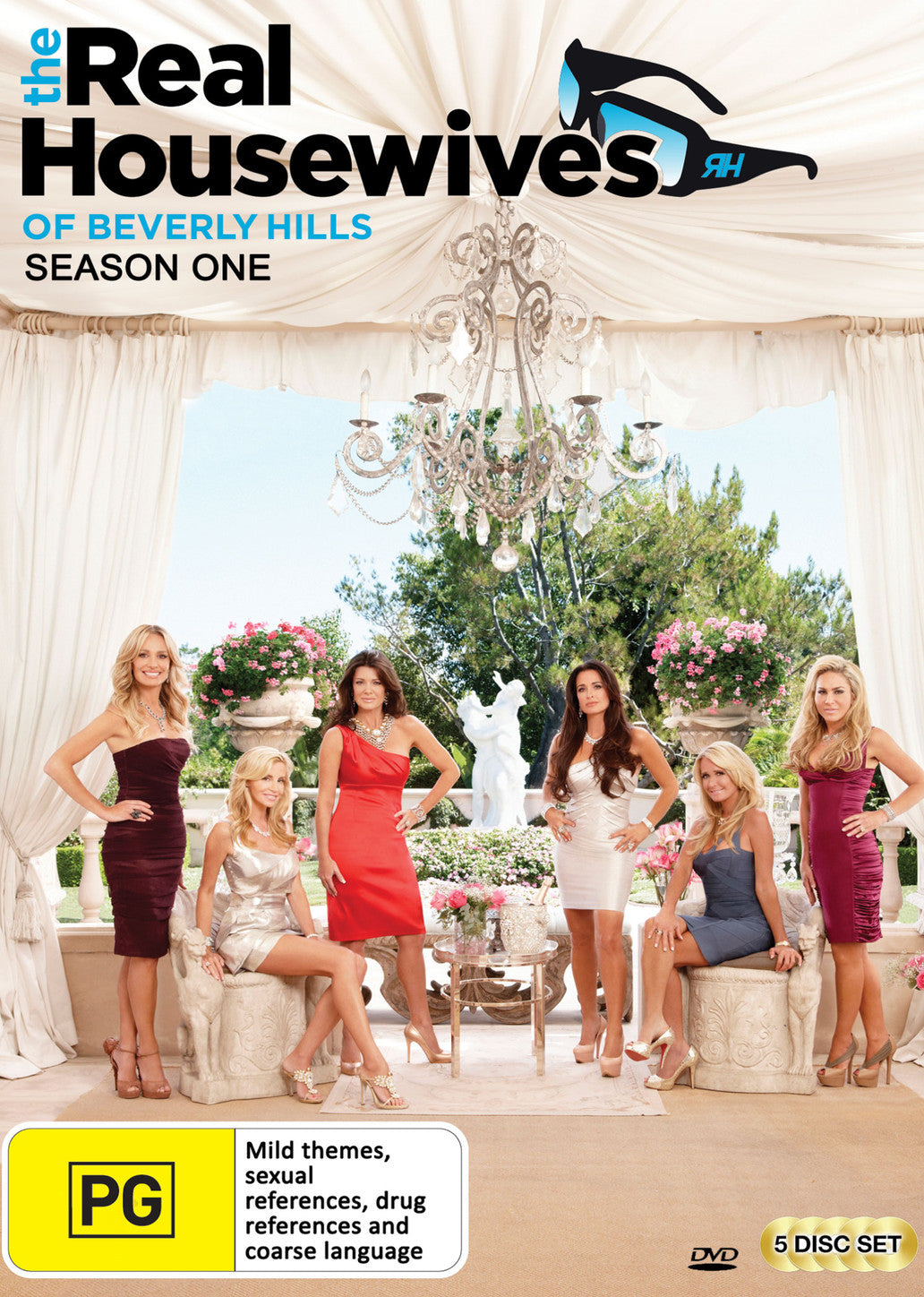 Real Housewives of Beverly Hills - Season 1 DVD