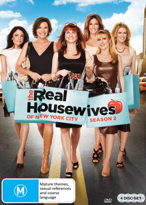 Real Housewives of New York - Season 2 DVD