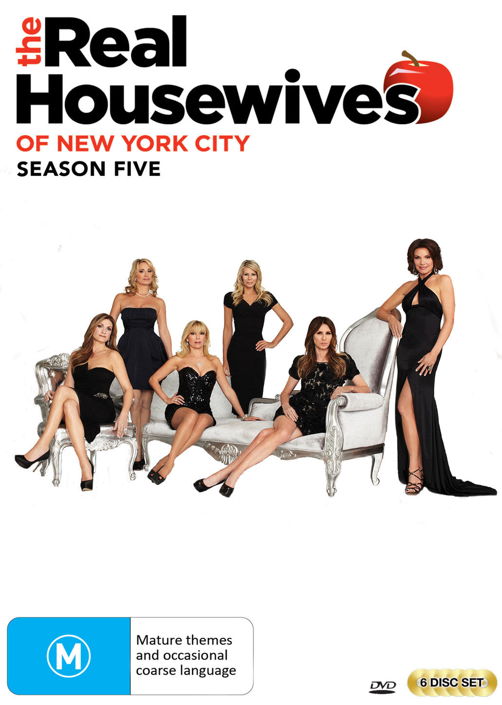 Real Housewives of New York - Season 5 DVD