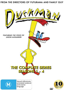 Duckman - Complete Series (Season 1-4)