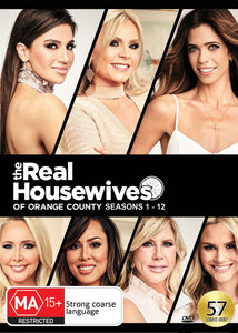 Real Housewives of Orange County - Complete Series (Season 1-12)