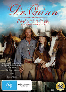 Doctor Quinn Medicine Woman - Complete Series (Inc East of Eden)