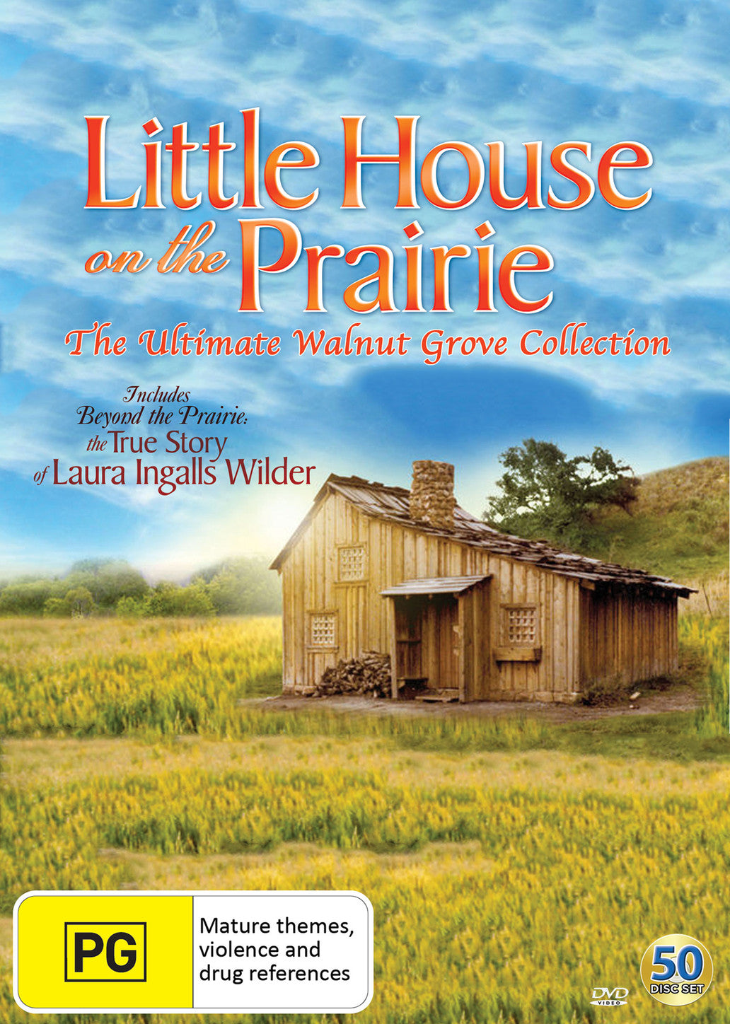Little House on the Prairie - Walnut Grove Collection (Restored & Remastered)