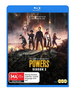 Powers - Season 2 Blu-Ray