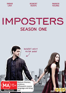 The Imposters - Season 1 DVD