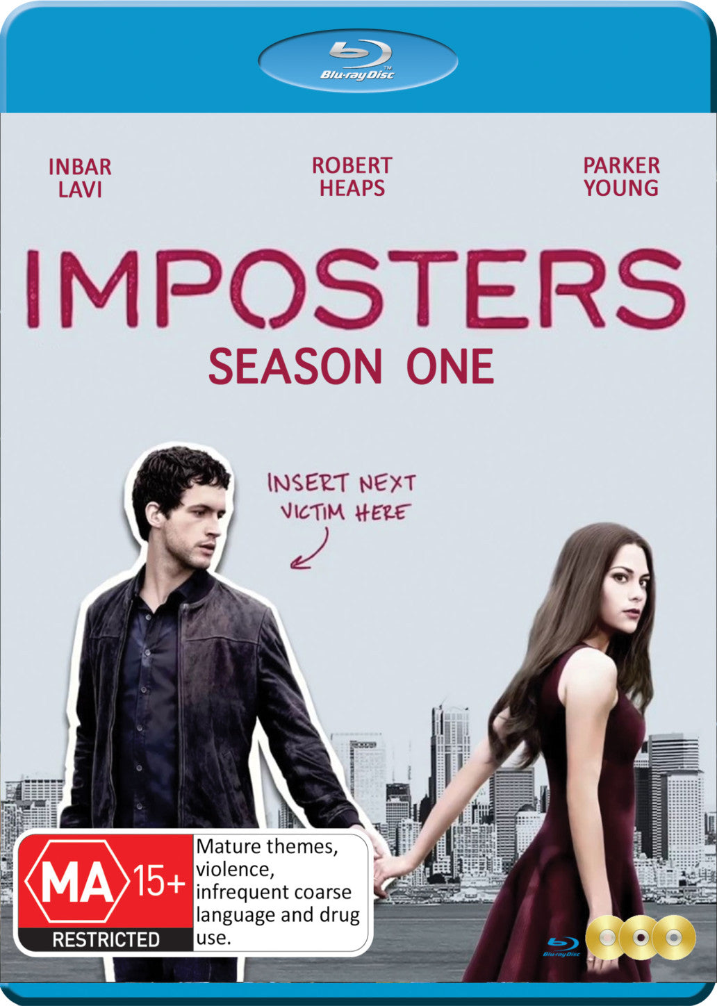 The Imposters - Season 1 - Blu-Ray