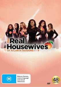 Real Housewives of Atlanta - Complete Series (Season 1-9)