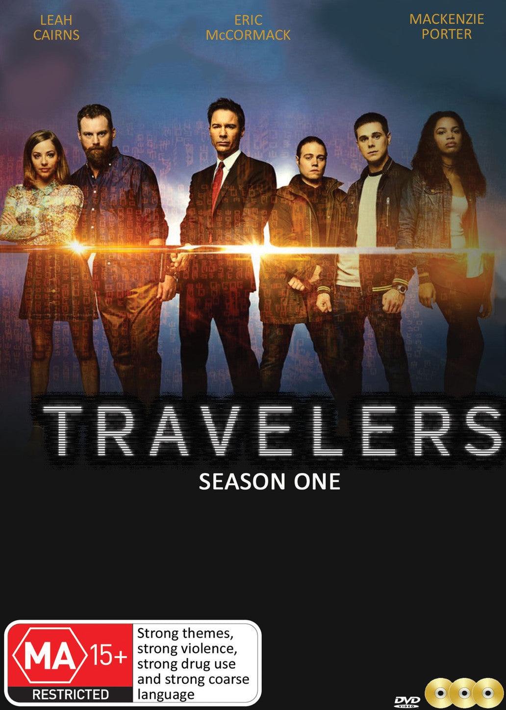 Travellers - Season 1 DVD