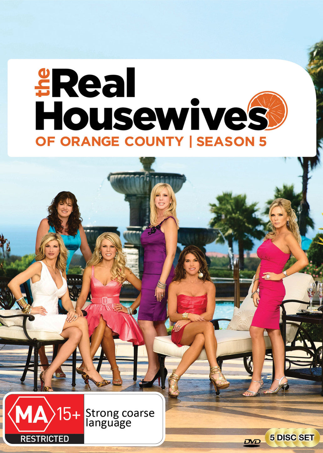 Real Housewives of Orange County - Season 5