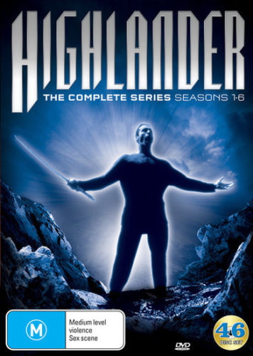 Highlander - Complete Series Collection