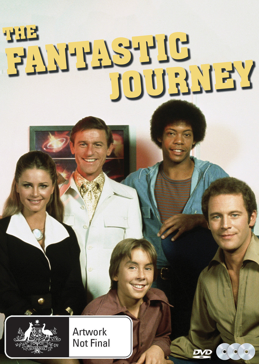 The Fantastic Journey - Complete Series