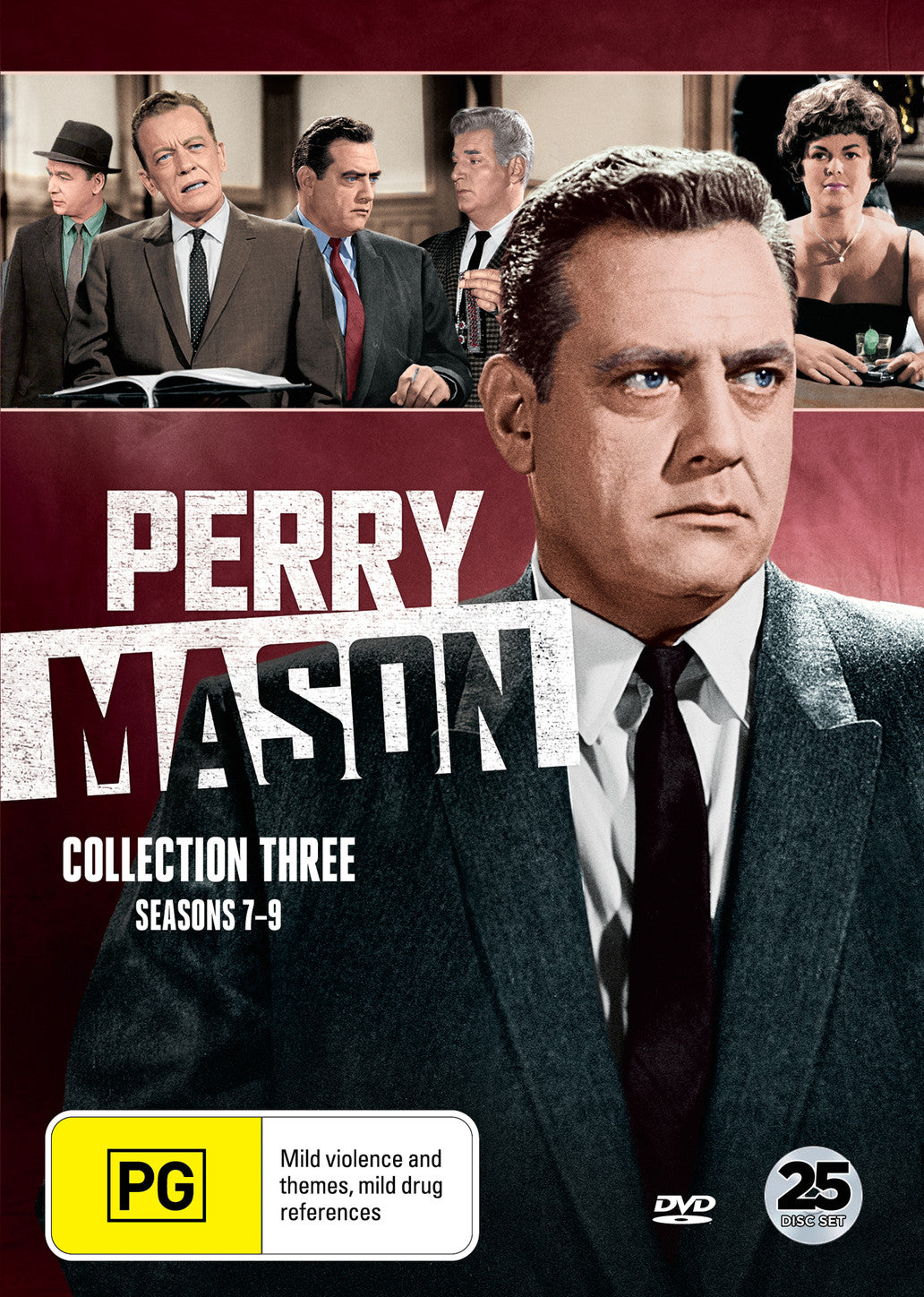 Perry Mason - Collection Three (Season 7-9)