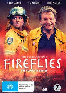Fireflies - Complete Series (7 Disc)