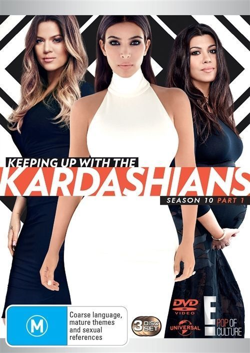 Keeping Up With The Kardashians: Season 10 - Part 1 DVD