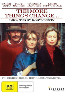 The More Things Change DVD