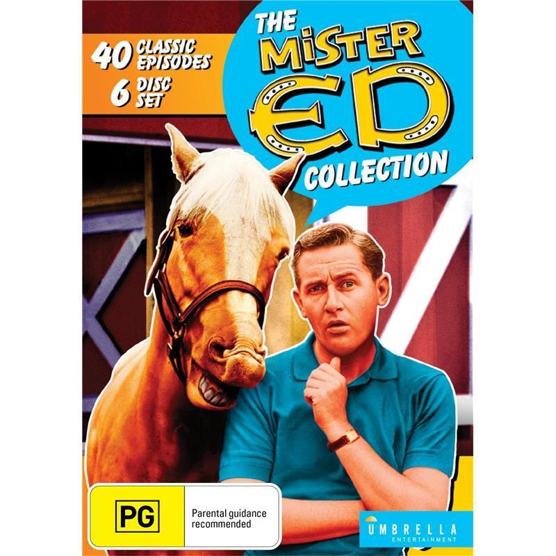 Mister Ed Collection (6 Discs)